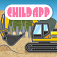 CHILD APP - The series fifth - Drive - Excavator -
