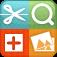 ImageKit - アプリアイコンダウンロード・一括トリミング・画像合成
